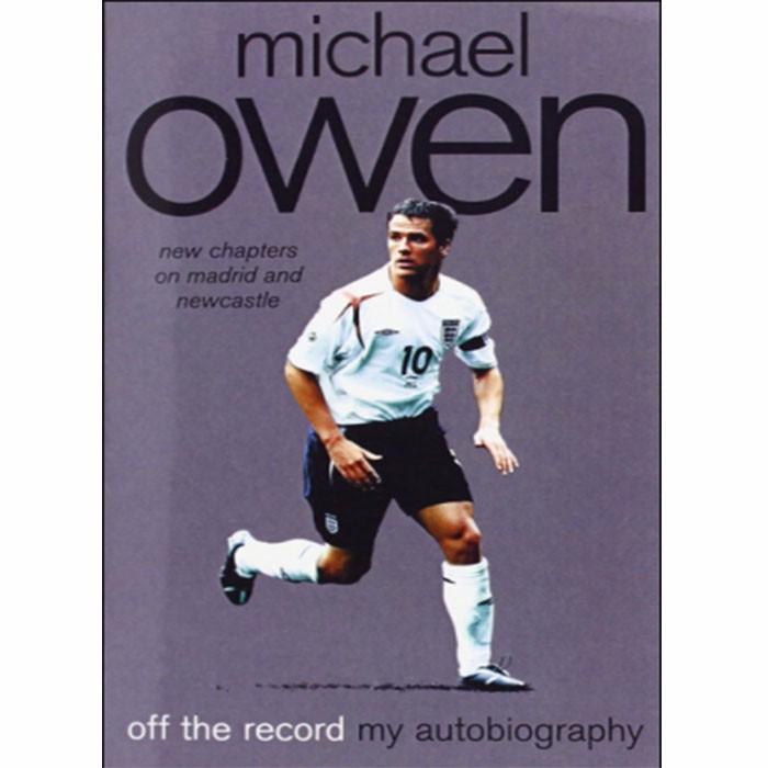 【中华商务】英文原版 Michael Owen: Off the Record 欧文:记录之外