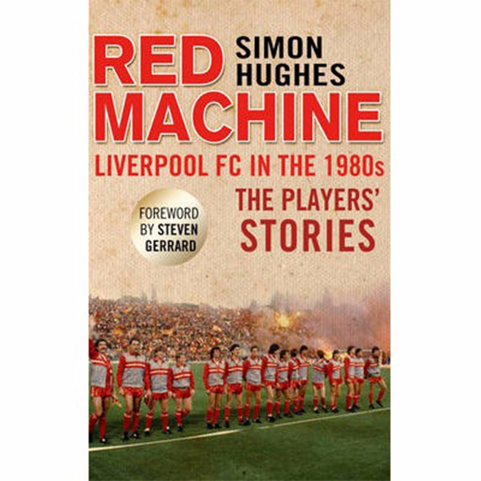【中华商务】利物浦80年代球员故事英文原版 Red machine Liverpool 足球书籍