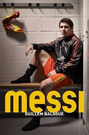 【中华商务】梅西传记 英文原版 Messi 金球奖 金靴奖 世界足球先生 世界杯