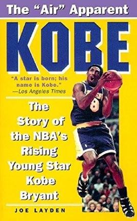 【中华商务】科比传记 英文原版 Kobe: The Story of the Nbas Rising Young Star 进口图书 英文原版书 人物自传 传记与自传 NBA 篮球巨星