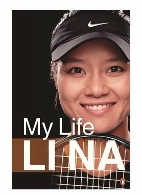 【中华商务】李娜自传英文原版 Li Na My Life 德约科维奇等网球明星冠军传记