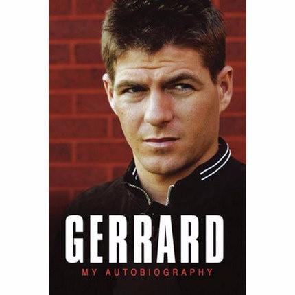 【中华商务】[英文原版]Gerrard:My Autobiography利特浦LFC杰拉德自传记*平装