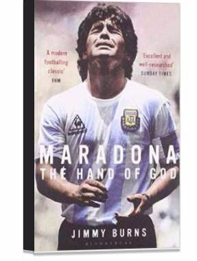 【中华商务】[英文原版]Maradona: The Hand of God/Jimmy Burns