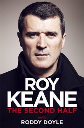 【中华商务】[英文原版]The Second Half罗伊基恩自传记Roy Keane曼联球星队长