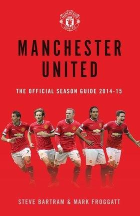 【中华商务】Manchester United: The Official Season Guide 曼彻斯特联队