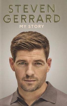 【中华商务】杰拉德:我的故事 自传 英文原版 Steven Gerrard My Story 精装 进口图书 人物传记
