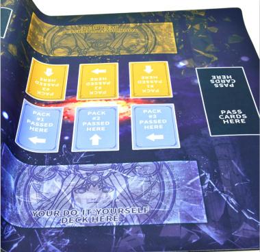 【华 林 阁】TW女神对决轮抓8人桌布