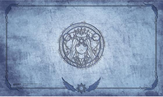 【华 林 阁】TW 女神菲碧桌布-天蓝