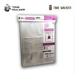 【华 林 阁】TW 上插 透明9格卡页-食品卡小尺寸
