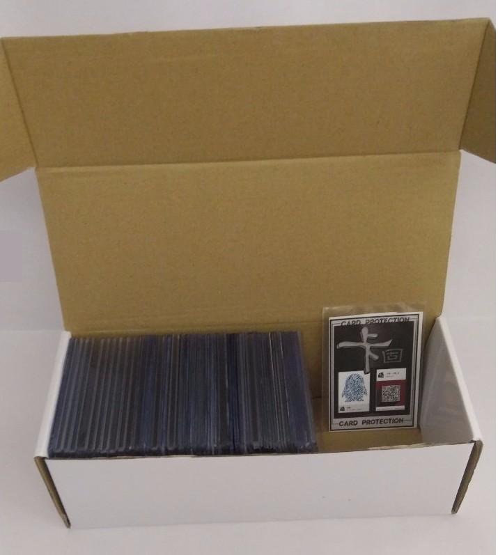 【卡固】CPBPLL 飛機盒 可装200-250张卡或60-70个卡夹