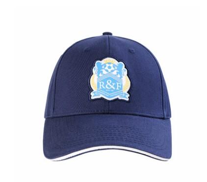 【孚德品牌】中超广州富力时尚纯棉棒球帽户外运动遮阳帽