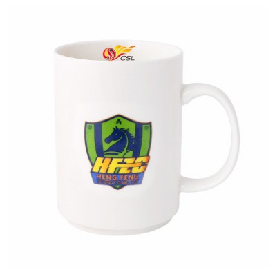 【孚德品牌】中超贵州恒丰智诚时尚陶瓷马克杯办公水杯咖啡杯 球迷礼物