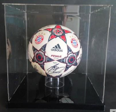 【不易流行】【包邮】拜仁慕尼黑拉姆罗本里贝里 含SA证书 亲笔签名 足球 裱框