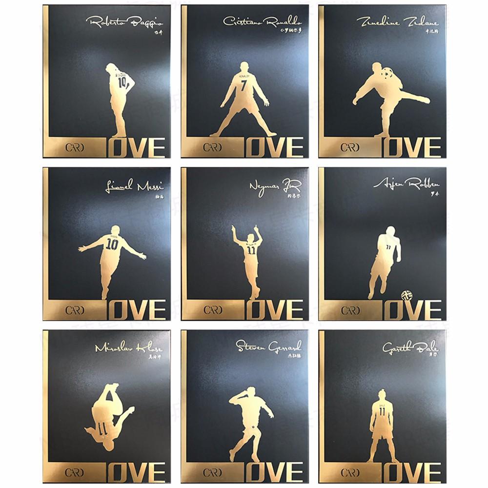 "True love""真爱""系列杰拉德卡砖册 2代卡砖册"