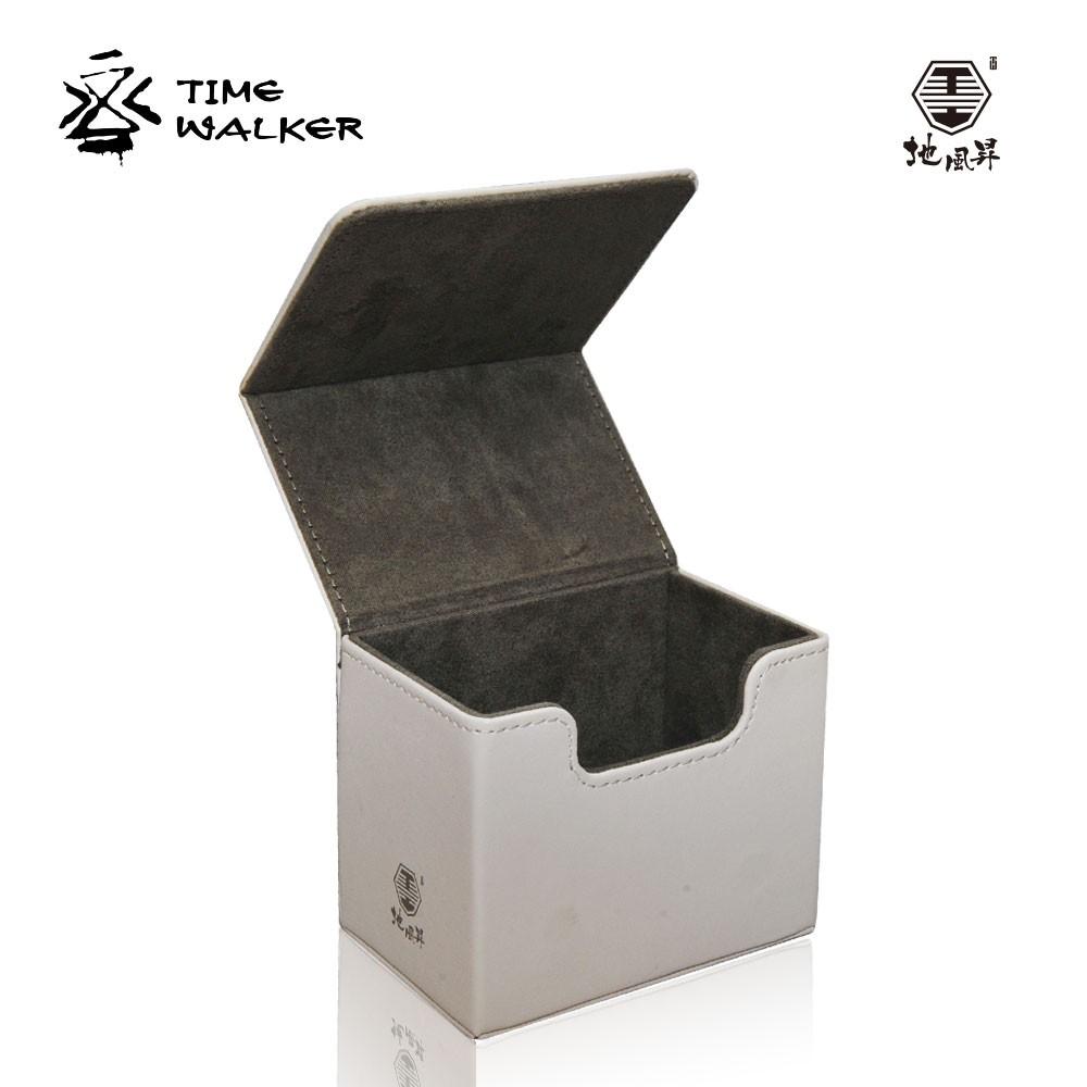 【华林阁】地风升手工 风水摆件 周易 八卦 八门金锁卡牌盒收纳盒名片小杂物