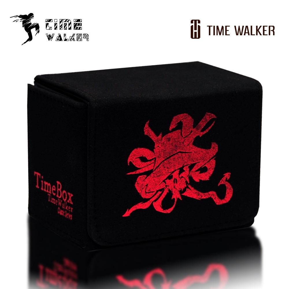 【华林阁】TW手工 名片盒 收纳盒 海盗 横版牌盒卡盒卡牌盒 容量100张