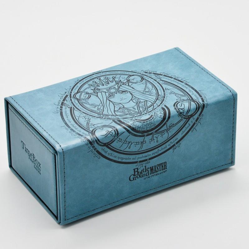 【华林阁】TW 神谕 女神 菲碧 战场大师 对开 牌盒 卡盒 收纳盒 8周年重制版