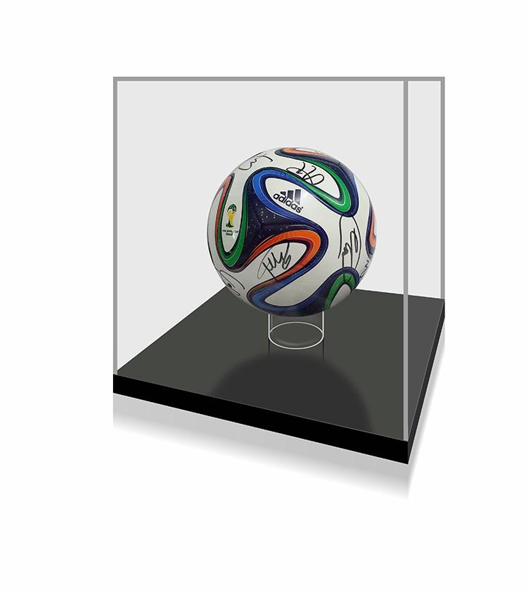 【不易流行】2014世界杯德国全队勒夫克洛泽诺伊尔 亲笔签名足球 带证书