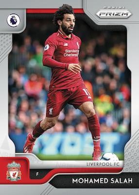 【风筝】2019 Panini 英超 球星卡 萨拉赫 Mohamed Salah 利物浦 NO.99凑套补齐