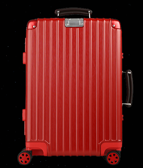 【臻元箱包】【包邮】JUSTREAL/臻元旅行箱万向轮拉杆箱男女20寸24行李箱子铝框密码箱