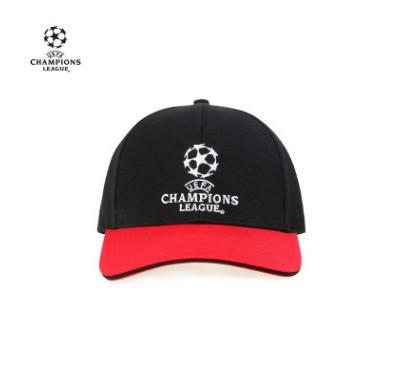 【孚德品牌】欧冠正品时尚印花棒球帽春夏户外运动遮阳帽 球迷礼物纪念品